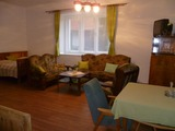 obývací pokoj č. 2 (původní hospoda)